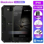 "[직배송][추가금없음]Blackview BV4000 Pro IP68 Waterproof Mobile Phone 2GB RAM 16GB ROM 8MP Cameras 4.7""HD IPS Quad Core 3680mAh 3G WCDMA Smatphone"