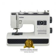Brother ST371HD, Strong and Tough Sewing Machine, 37 Built-In Stitches, Heavyweight Needles, 6 Quick-Change Sewing Feet