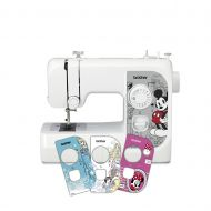 Brother SM1738D 17-Stitch Full-Size Sewing Machine with 4 included Disney Faceplate Options