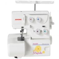 Brother Janome 7034D Magnolia 3&4 Thread Overlock Serger