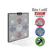 By      Dance Dance Revolution DDR Game Tough Super Deluxe Dance Pad for PC PS2 PS1 Wii Xbox