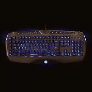 By TTX TTX PC Professional Gaming Keyboard - Black (TTX Tech)