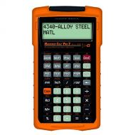 Calculated Industries 4088 Machinist Calc Pro 2 Advanced Machining Calculator | Speeds and Feeds, DOC, LOC and WOC for Materials and Tool settings | Machinists, Setters, Tool & Die