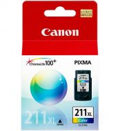 Canon CL211XL Sensormatic Color Cartridge