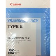 Canon 100-sheet Transparencies with Disappear Stripe Ic2100 Clbp 460