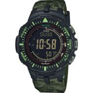 Casio ProTrek Triple Sensor Watch Green