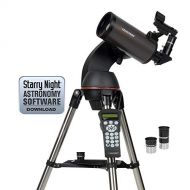 Celestron NexStar 90SLT Mak Computerized Telescope (Black)