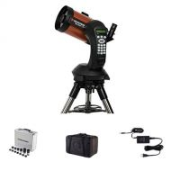 Celestron NexStar 5 SE Telescope w Accessory Kit, Carrying Case, and AC Adapter