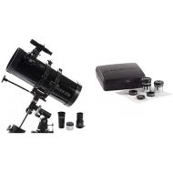 Celestron PowerSeeker 127EQ Telescope w Accessory Kit