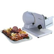 Chef'sChoice ChefsChoice 6100000 610 Electric Food Slicer (Discontinued by), 7-Inch, Gray