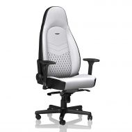Noblechairs noblechairs ICON Gaming Chair - Office Chair - Desk Chair - PU Leather - Black