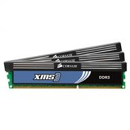 Corsair CORSAIR CMX6GX3M3A1600C9 XMS3 6GB (3x2GB) DDR3 1600 MHz (PC3 12800) Desktop Memory 1.65V