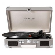 Crosley CR8005A-OG Cruiser Portable 3-Speed Turntable, Steel