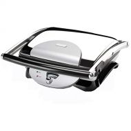 DeLonghi Delonghi Panini Press & Indoor Grill with Large NON-STICK Cooking Surface, Adjustable Thermostat and Convenient Storage