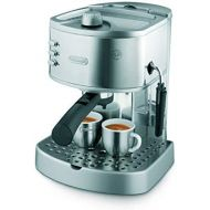 DeLonghi America EC330 Icona Collection Pump Espresso Machine, Stainless Steel