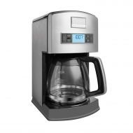 Electrolux Frigidaire Professional Pro-Select Digital 12-Cup Coffee Maker, Stainless Steel FPAD12D7PS