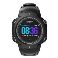 Elegantstunning elegantstunning Bluetooth Smart Watch IP68 Waterproof Multi-Sport Mode Fitness Tracker Sport Smartwatch Black