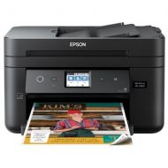 Epson WorkForce WF-2860 All-in-One Wireless Color Printer with Scanner, Copier, Fax, Ethernet, Wi-Fi Direct and NFC