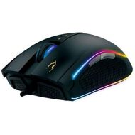 GAMDIAS Optical Gaming Mouse with RGB Streaming Light, HERA Software Supported, 8 Programmable keys, adjustable 12000 DPI (ZEUS P1)