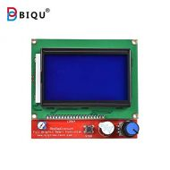 GIMAX 12864 LCD Scree Smart Parts for RAMPS 1.4 Controller Control Panel LCD 12864 Display Monitor Motherboard Blue Screen