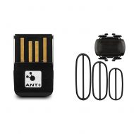 /USB ANT Stick with Garmin Bike Cadence Sensor