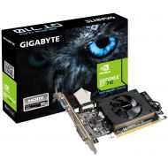Gigabyte GIGABYTE GeForce GT 710 2GB 64-Bit DDR3 PCI Express 2.0 x 8 Low Profile Video Card GV-N710D3-2GL