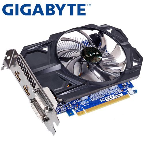 기가바이트 [직배송][추가금없음]Gigabyte GIGABYTE Graphics Card Original GTX 750 Ti 2GB 128Bit GDDR5 Video Cards Hdmi Dvi VGA Cards