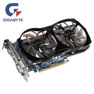 [직배송][추가금없음]Gigabyte GIGABYTE Video Card GTX650Ti 2GB 128Bit GDDR5 GPU Graphics Cards For NVIDIA Original Geforce GTX 650 Ti 2GD5 VGA GV-N65TOC-2GI
