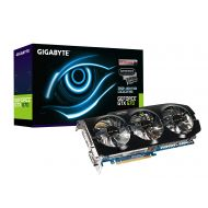 Gigabyte GIGABYTE GV-N670OC-2GD GeForce GTX 670 Windforce OC 2048MB GDDR5 256-bit PCI Express 3.0 x16 HDCP Ready SLI Support Graphics Card