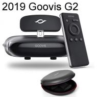 Goovis 2019 Personal 4K Travel Theater VR Glasses FPV for DJI drones with Sony M-OLED 1920x1080x2 HD Giant Screen Suitable For Set-top Box PS4 Xbox PC Phone Nintendo