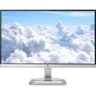 HP 23 LED-Backlit Widescreen Monitor (23er Blizzard White)