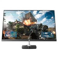 HP N270h 27 Full HD Gaming Monitor - 16:9 - 5 ms - 1,000:1 - 250 Nit - 16.7 Million Colors - Anti-Glare - ENERGY STAR 7.0 - BlackSilver
