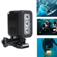 Hangang Dive Light Underwater Light Driving Light for 30m Driving Flashlight Waterproof Video Light- for Diving GoPro Hero 2 3 3+ 4 5 and Action Cameras