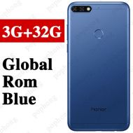 [직배송][추가금없음]Huawei Honor 7C Global Firmware Full View Screen 5.99 Face ID Smartphone Android 8.0 Qualcomm 450 1.8GHz*8 13MP Dual Rear Camera