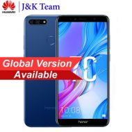 "[직배송][추가금없음]Global Firmware Huawei Honor 7C 4G LTE Mobilephone Android 8.0 Face ID 5.99"" Full View Screen 13MP Dual Rear Camera"