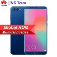 [직배송][추가금없음]Huawei Honor V10 4GB 128GB View 10 Global Firmwarm Smartphone 3750mAh Android 8.0 AI processor NFC 5.99'' Mobilephone