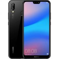 Huawei P20 Lite ANE-LX3 32GB + 4GB, 5.84 Dual SIM LTE Factory Unlocked Smartphone - International Model - No Warranty (Midnight Black)