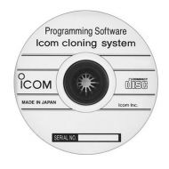 Icom CS-F14F24 Programming Software OEM