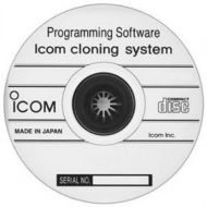 Icom ICOM CS-F3011 V1.2 PROGRAMMING SOFTWARE FOR F3011 F4011 RADIOS