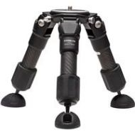 Induro 3 Series GIHH75CP 2 Section Baby Grand Carbon Fiber Tripod with 75mm Platform, 165lbs Capacity, 11 Max Height