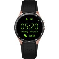 [직배송][추가금없음]KINGWEAR KingWear KW88 Smartwatch Android 5.1 Smart Phone Watch 1.39'' Camera Recording 3G MTK6580 1.39GHz GPS Pedometer Voice Assistant