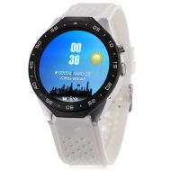 KINGWEAR KingWear KW88 Android 5.1 1.39 inch Amoled Screen 3G Smartwatch Phone MTK6580 Quad Core 512MB 4GB GPS Gravity Sensor Pedometer