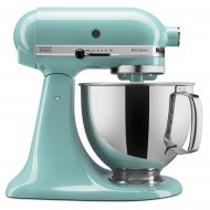 KitchenAid KSM150PSBU Artisan Series 5 Quart Tilt-Head Stand Mixer, Cobalt Blue