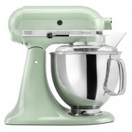 KitchenAid KSM150PSPT Artisan Series 5 Quart Tilt-Head Stand Mixer, Pistachio