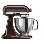 KitchenAid Artisan Series 5 Quart Tilt-Head Stand Mixer, Espresso (KSM150PSES)