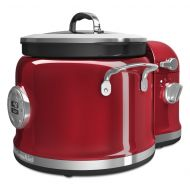 KitchenAid KMC4244CA Candy Apple Multi-Cooker with Stir Tower, 2-5 quart
