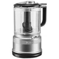 KitchenAid KFC0516CU 5 Cup Whisking Accessory Food Chopper, Contour Silver