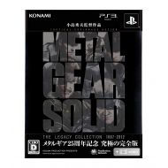 Konami Metal Gear Solid: The Legacy Collection [ Japan Import ]