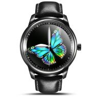 [직배송][추가금없음]LEMFO LEM1 Smart Watch Fashion Smartwatch MTK2502 Smartwatch Women Men Bluetooth Synchronous for IOS Android Phone
