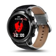 [직배송][추가금없음]LEMFO LEM5 Pro Smart Watch Android Sim Card GPS 3G Heart Rate Monitor Smartwatch Phone 2GB + 16GB Men Women Wearable Device